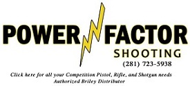 Power Factor Shooting Logo